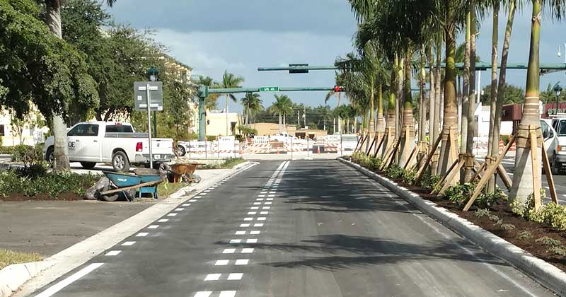 Collier Paving and Concrete - Asphalt / Concrete Thermoplastic Striping