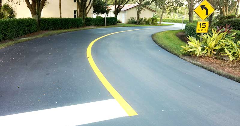 Collier Paving and Concrete - Asphalt Overlay & Sealcoating