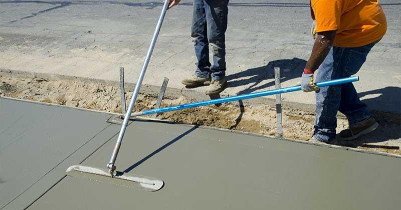 Collier Paving and Concrete - Concrete Sidewalks & Walkways