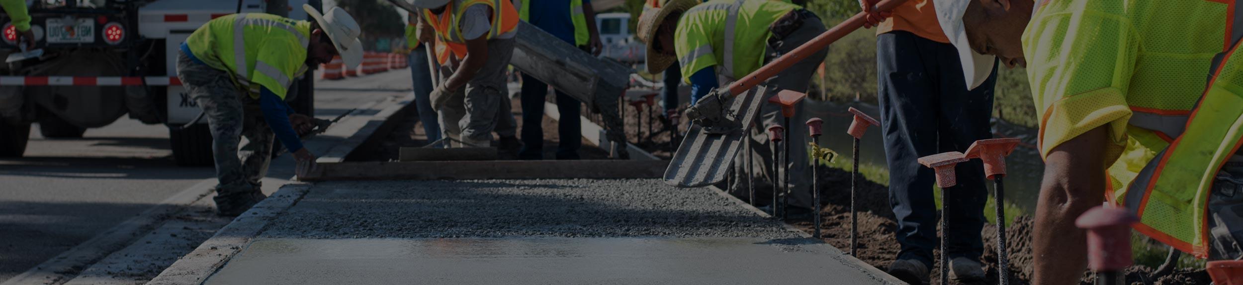 Concrete Workforce in Naples - Collier Paving & Concrete
