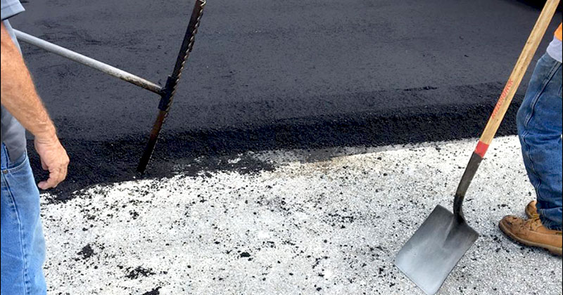 Collier Paving & Concrete - Asphalt Driveways Patching & Repair
