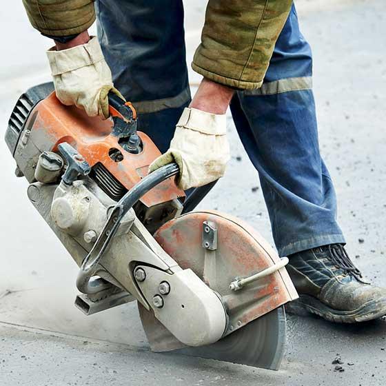 Collier Paving & Concrete - Cement / Concrete Mixer