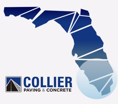 Collier Paving & Concrete Service Range - Greater Southwest Florida