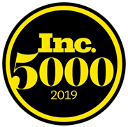 2019 Inc. 5000 Logo | Collier Paving and Concrete
