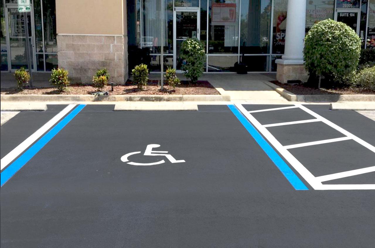 Collier Paving and Concrete - Parking Lot Maintenance